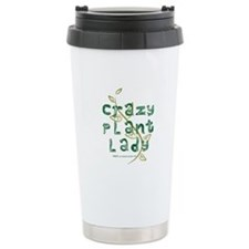 Crazy Plant Lady Travel Mug
