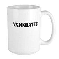 Axiomatic Mug
