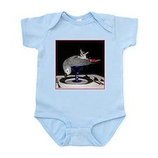 Parrot Dinner Infant Bodysuit