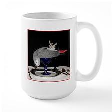 Parrot Dinner Mug