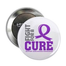 "Sarcoidosis Fight For A Cure 2.25"" Button"