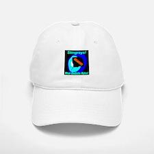 Stingrays Beware! Wear Ballis Baseball Baseball Cap