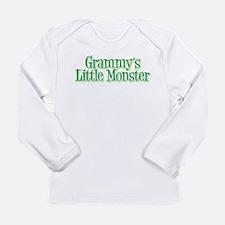 Grammy's Little Monster's Long Sleeve T-Shirt