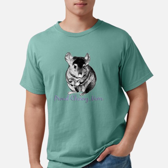 ChinMomdark.png Mens Comfort Colors Shirt