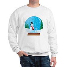 Cute Christmas snowglobe Sweatshirt