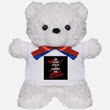 run zombies Teddy Bear