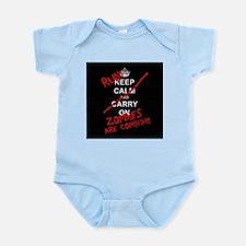 run zombies Infant Bodysuit