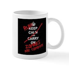 run zombies Mug