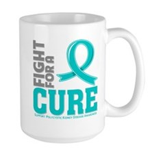 PKD Fight For A Cure Mug