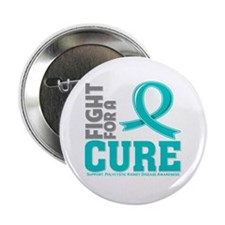 """PKD Fight For A Cure 2.25"""" Button"""