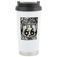 California Route 66 New Is Old Travel Mug