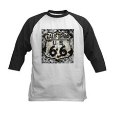 California Route 66 New Is Old Tee