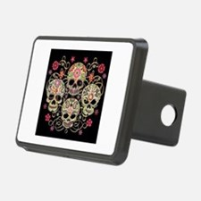 day of the dead Hitch Cover