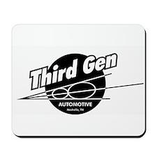 Third Gen Automotive Mousepad