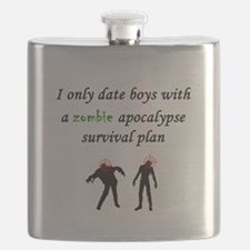 Zombie Dating Flask