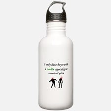 Zombie Dating Water Bottle