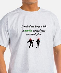 Zombie Dating T-Shirt