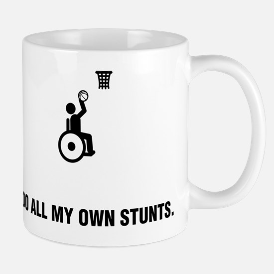 Wheelchair Basketball Mug