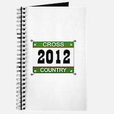 Cross Country Bib - 2012 Journal