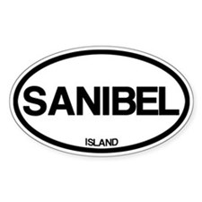 Sanibel Decal