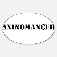 Axinomancer Decal