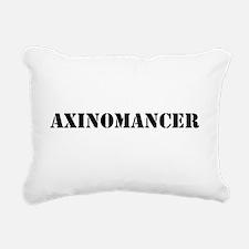 Axinomancer Rectangular Canvas Pillow
