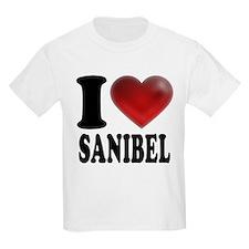 I Heart Sanibel T-Shirt
