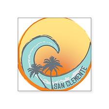 San Clemente Sunset Crest Sticker