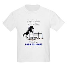 Fun Hunter Jumper Horse T-Shirt