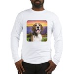 Beagle Meadow Long Sleeve T-Shirt