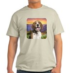 Beagle Meadow Light T-Shirt