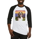 Beagle Meadow Baseball Jersey
