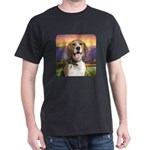 Beagle Meadow Dark T-Shirt