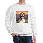 Beagle Meadow Sweatshirt