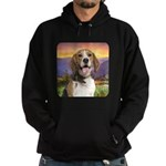 Beagle Meadow Hoodie (dark)