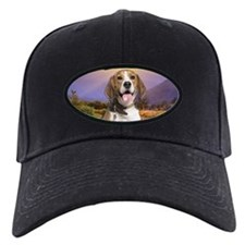 Beagle Meadow Baseball Hat
