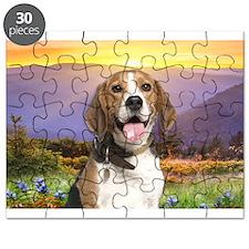 Beagle Meadow Puzzle