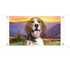 Beagle Meadow Banner