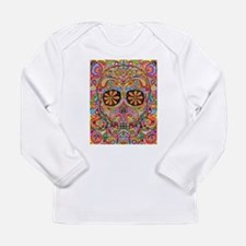 day of the dead Long Sleeve Infant T-Shirt