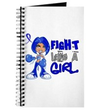 Fight Like a Girl 42.8 CFS Journal