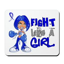 Fight Like a Girl 42.8 CFS Mousepad