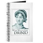 Jane Austen DRINK Journal
