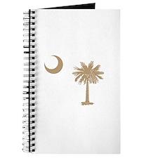 Palmetto & Cresent Moon Journal