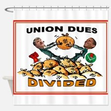 UNION GREED Shower Curtain