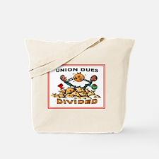 UNION GREED Tote Bag