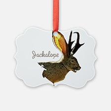 Jackolope8.png Ornament