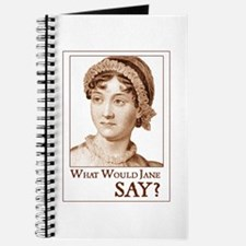 Jane Austen SAY Journal