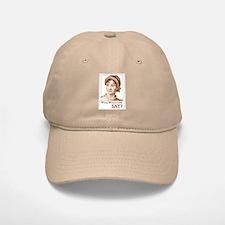 Jane Austen SAY Baseball Baseball Cap