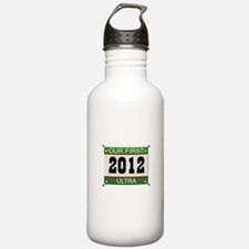 Our First Ultra (Bib) - 2012 Water Bottle