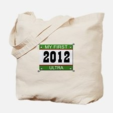 My First Ultra (Bib) - 2012 Tote Bag